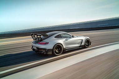 Mercedes AMG GT Black Series 2021