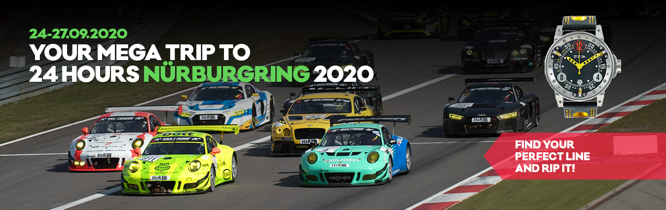 24 Hours Nürburgring 2020